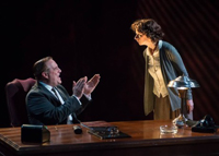 The Letters - Directed by John Vreeke - MetroStage, Washington DC
